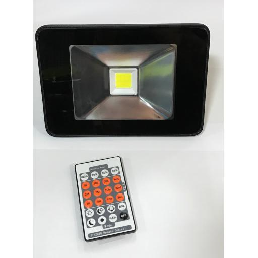 20w Remote Control LED Floodlight