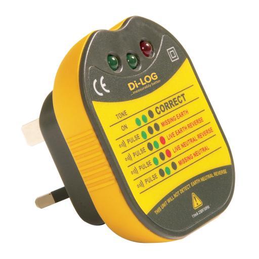 Socket Tester c/w Buzzer