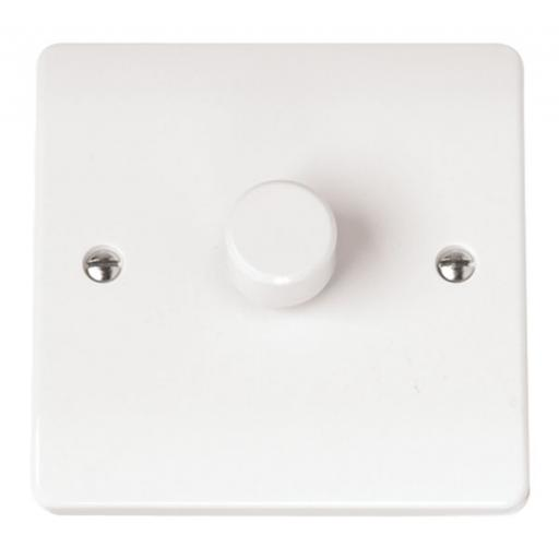 1 Gang 2 Way 400Va Dimmer Switch