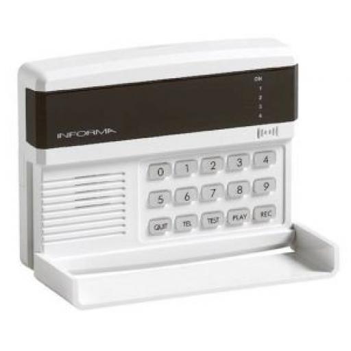 Informa Speech Dialler