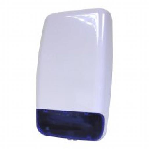 Bell Box White/Blue