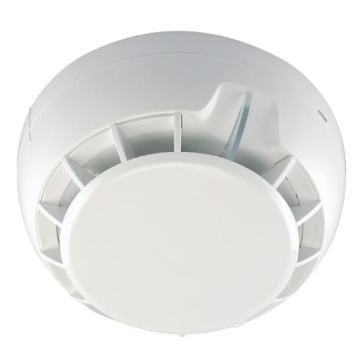 Fixed Temperature Heat Detector c/w Base