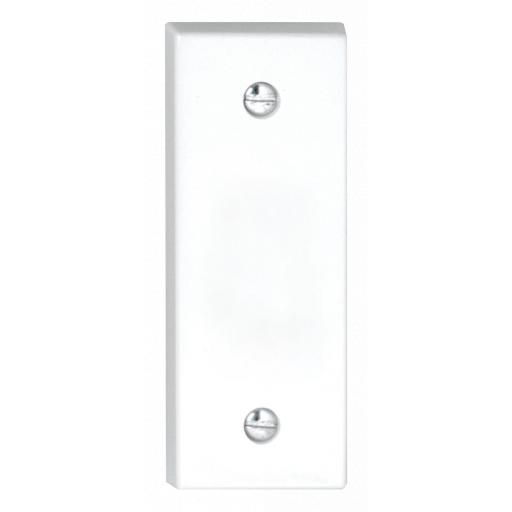 1G Architrave Blank Plate