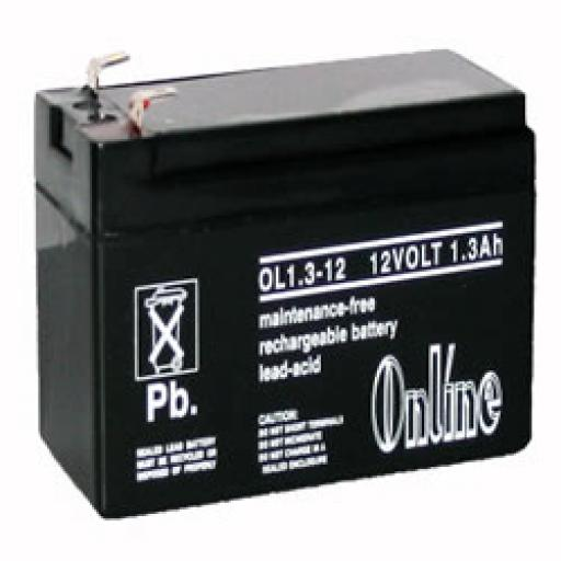 Honeywell 12V 3Ah Battery