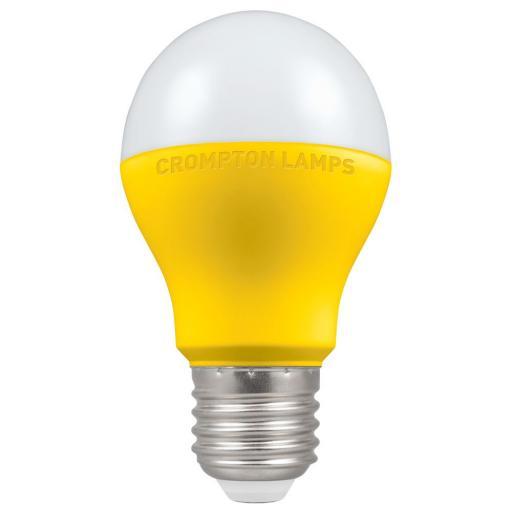 110V 9.5W ES (E27) LED GLS - Warm White 2700k