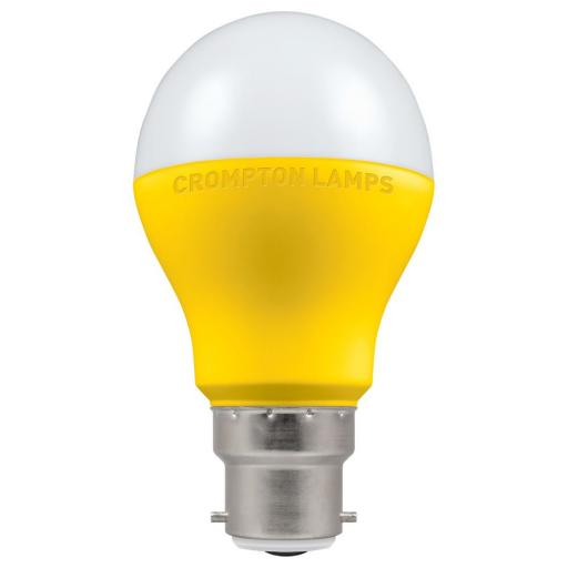 110V 9.5W BC (B22d) LED GLS - Warm White 2700k