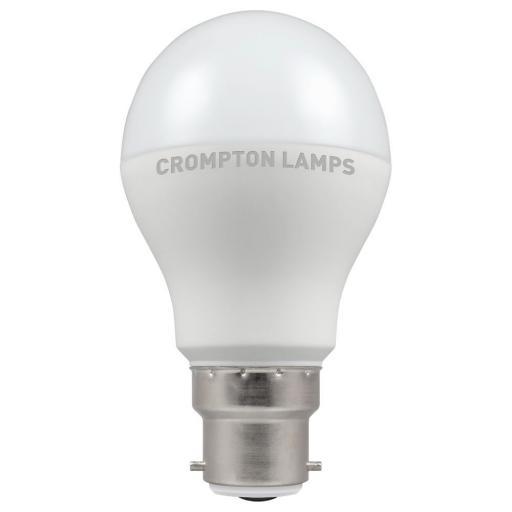 14W BC (B22d) LED GLS - Warm White 2700k