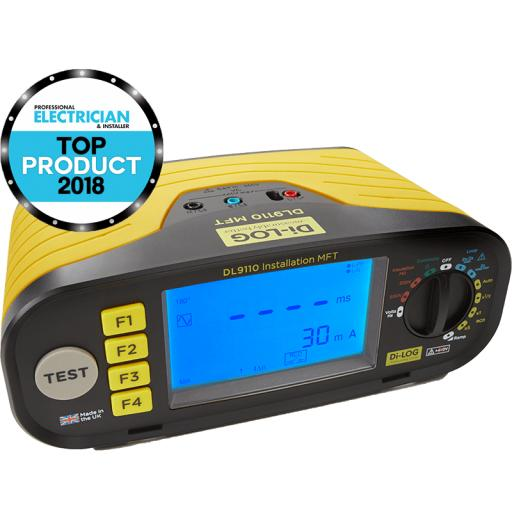18th Edition Domestic/Part P Multifunction Tester