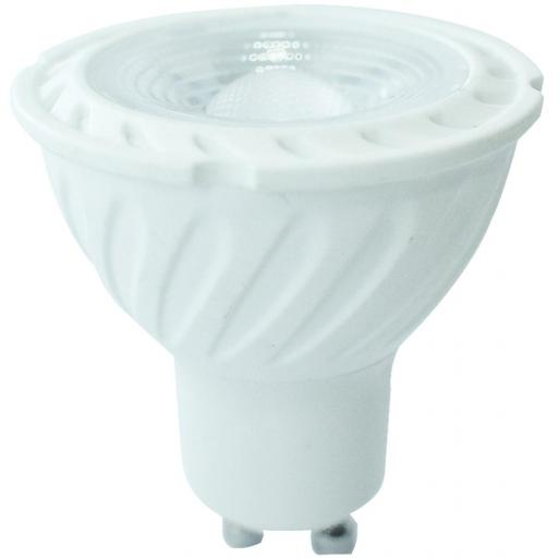 LED 6.5W GU10 6400K Daylight