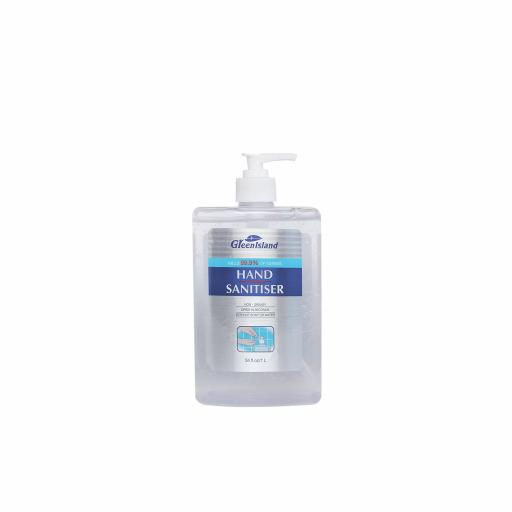 No-Wash Hand Sanitizing Gel 500ml