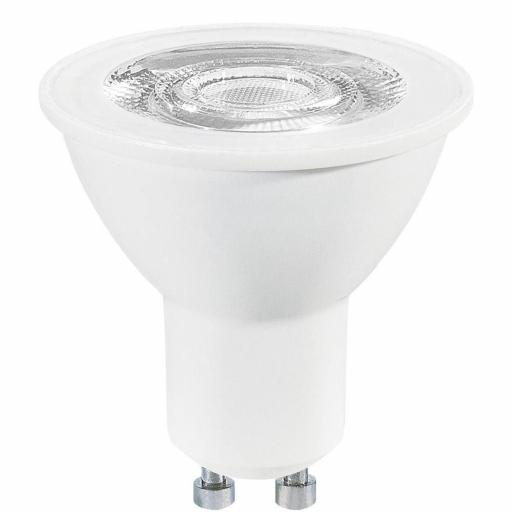 Dimmable LED 4.2W GU10, 430lm, 36°, 4000K Cool White